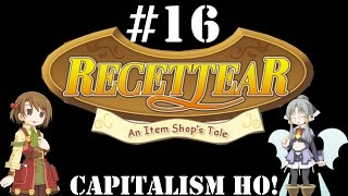 Getting Charme's Business Card? | Recettear : An Item Shop's Tale #16