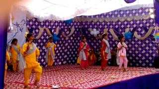 NGF Tiny tot Rewa dance video at school function 4(2)