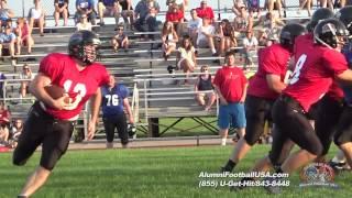 Santa Fe Trail vs Perry-Lecompton (Highlights) 7-11-15