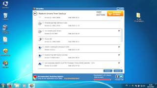 Réinstaller les Pilotes et/ou Drivers sur Windows avec Driver Max