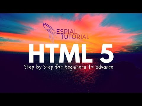 HTML BANGLA TUTORIAL|Html Bangla tutorial for beginners part 3|html 5 step by step for beginners. thumbnail