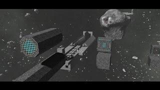 Space Engineers - Gravitationskanone -  Stärkste Waffe!