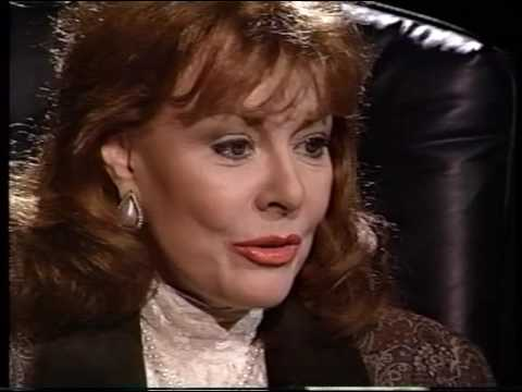 Anne Heywood--Rare 1991 TV Interview, The Fox