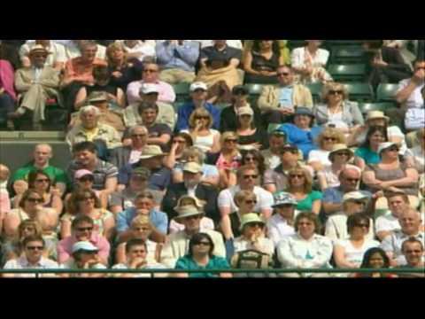 Gulbis vs Nadal Wimbledon 2008