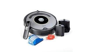 iRobot Roomba 630 Robotic Vacuum with Remote