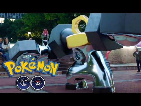 Pokemon GO - Official Trainer Battles Trailer