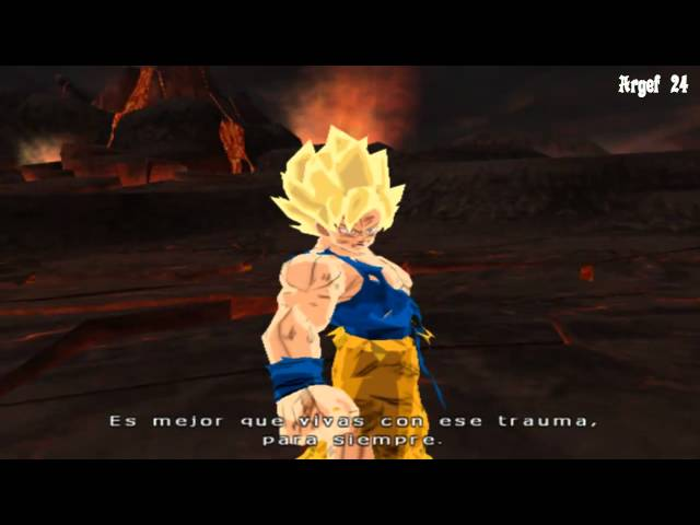 Dragon Ball Z Budokai Tenkaichi 3 Version Latino ( Goku se transforma en super sayayin ) Videos De Viajes