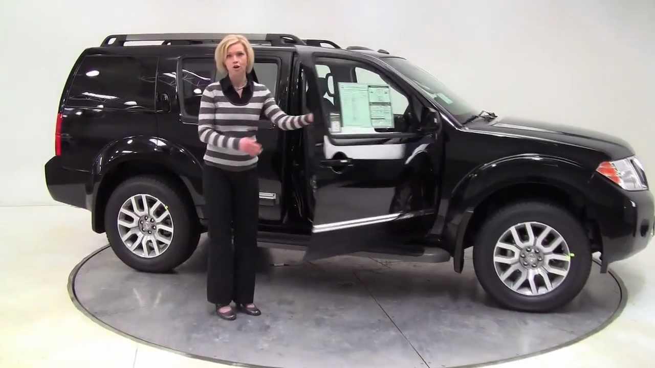 The New 2012 Nissan Pathfinder Le Feldmann Nissan