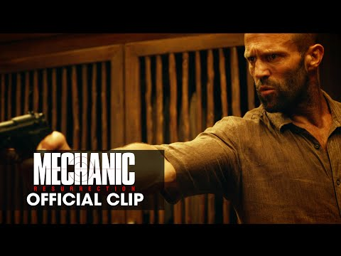 """Mechanic: Resurrection (2016 Movie- Jason Statham) – Official Clip """"My Name"""" from YouTube · Duration:  39 seconds"""