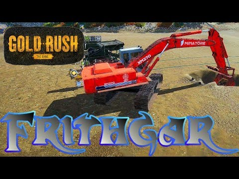 Gold Rush The Game: First Look, Panning For Gold!