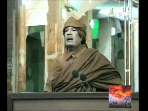 Muammar Gaddafi Jingle Bells M-Tribe Remix