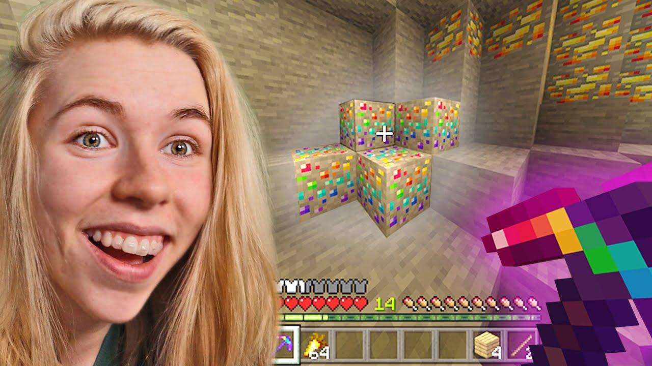 Minecraft, aber mit OP ERZEN