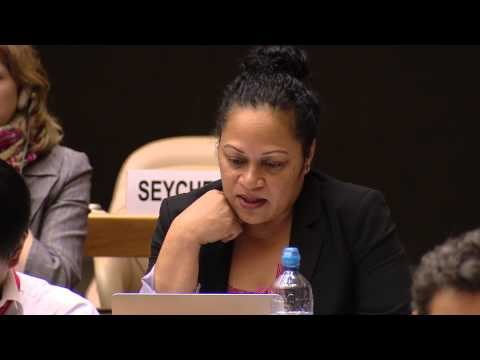 Nauru: Statement made at the Preparatory Committee of the Third UN World Conference on DRR