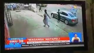 WAGANGA MATAPELI