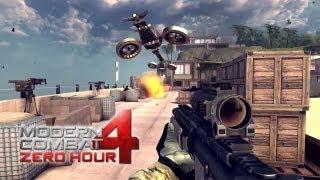 Обзор Modern Combat 4, почти Call of Duty