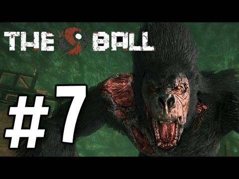 Let's Play The Ball #7 - Mandatory Drowning (Hueca All Secrets)