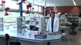 HU FNT Life & Science studenten