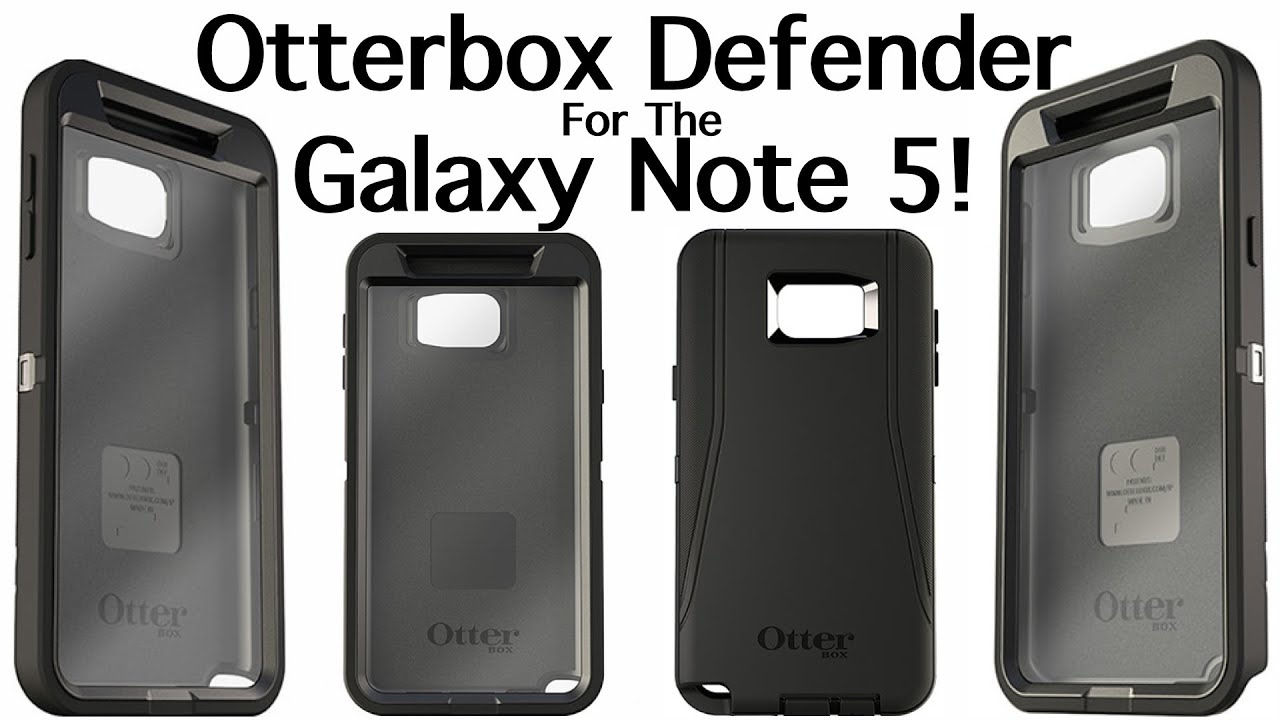 size 40 13d41 95e9b Otterbox Defender Series Case For The Samsung Galaxy Note 5!