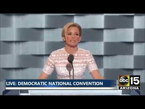 FULL: Elizabeth Banks Speech - Democratic National Convention