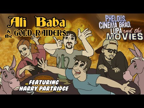 Ali Baba & The Gold Raiders - Phelous & Obscurus Lupa W/ Harry Partridge
