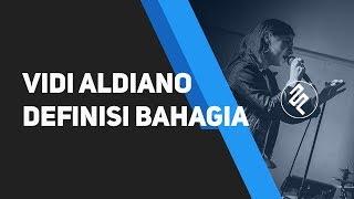 Gambar cover Vidi Aldiano ft Andi Rianto Definisi Bahagia Piano Karaoke Instrumental Chord Lirik Tutorial