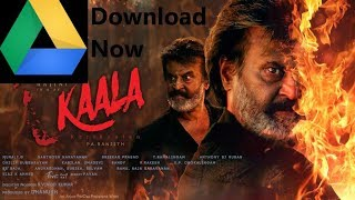 How To Download Kaala Movie in Hindi HD 2018 | Google Drive Download Link in Description