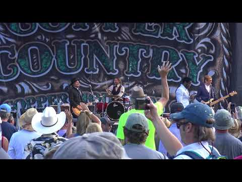 Vintage Trouble - full set 9-3-17 Copper Country Copper Mtn., CO 4K HD tripod