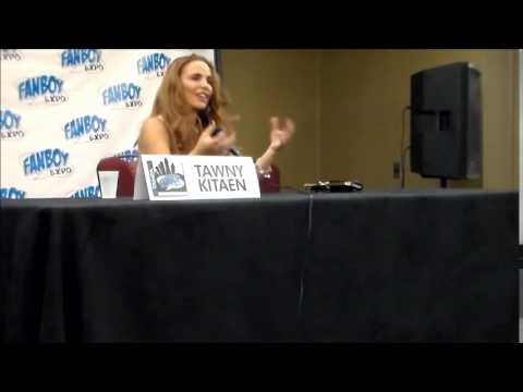 Q&A With Tawny Kitaen @ FanBoy Expo Tampa 2014