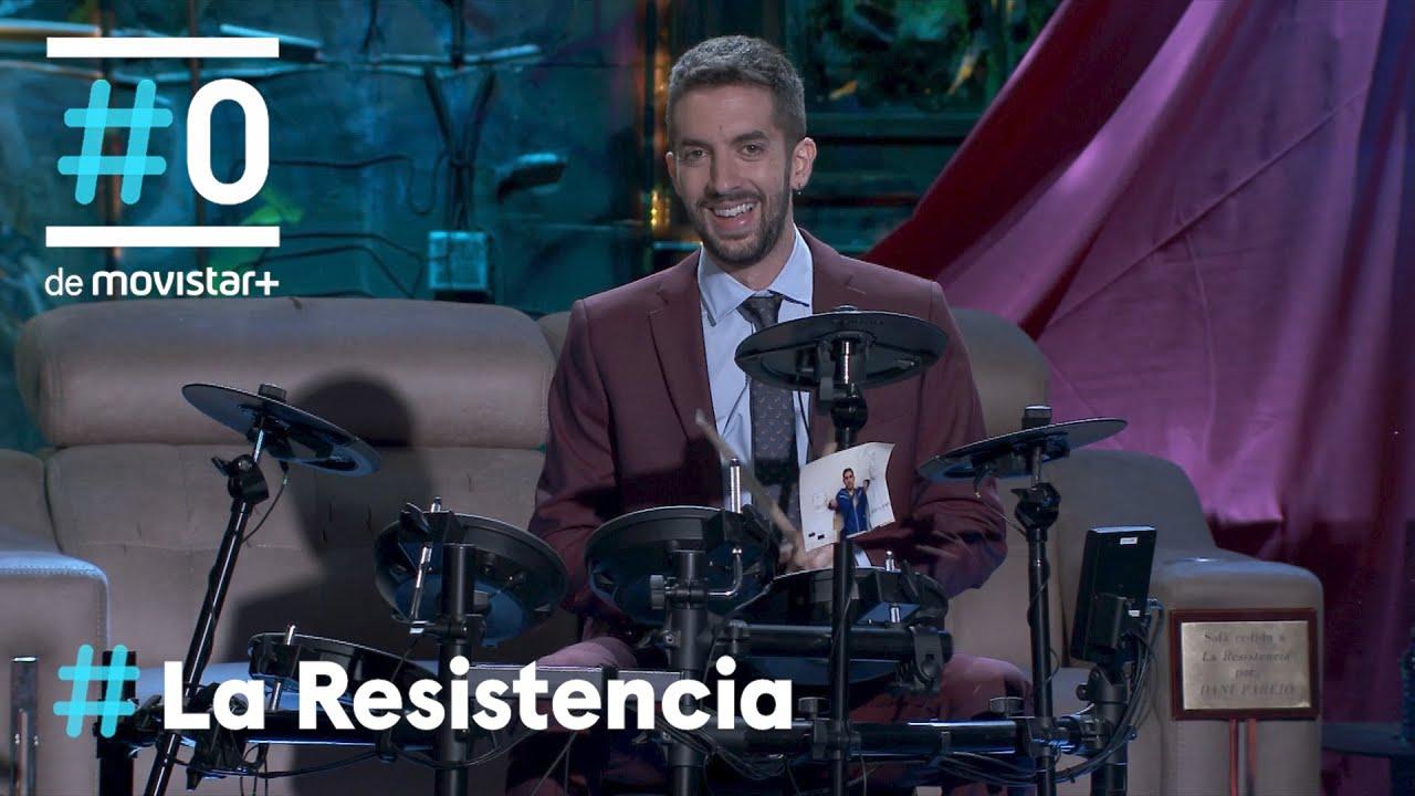LA RESISTENCIA - Monólogo con batería | #LaResistencia 25.06.2020
