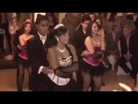 Quince dance for Chelsea