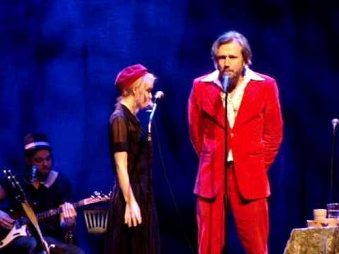 Lisa Ekdahl & Carl Johan Vallgren - Du var inte där för mig