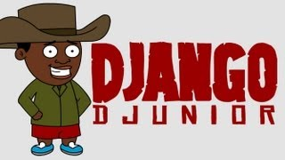 Django Jr - Der Django Unchained Cartoon (Tarantino Animiert)
