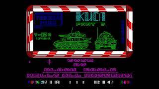 kisa5 - Black Eagle Company [#zx spectrum AY Music Demo]