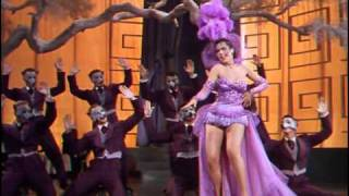 Ann Miller - I'll Be Hard To Handle - from 'Lovely To Look At' - 1952