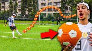 DIESER BALL IST KRANK! EXTREME FUßBALL CHALLENGE
