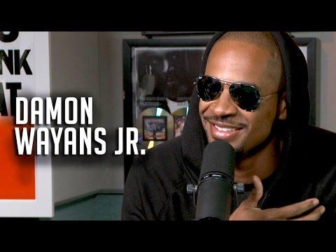 Damon Wayans Jr  talks Family, a White Wayans + Masturbation Techniques!