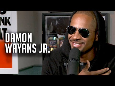 Damon Wayans Jr  talks Family, a White Wayans  Masturbation Techniques!