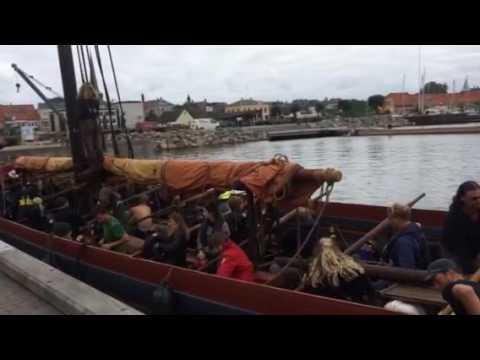 Havhingsten i Nyborg Havn