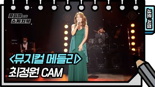 [세로 직캠] 최정원 - 뮤지컬 메들리 (Jung Wo…