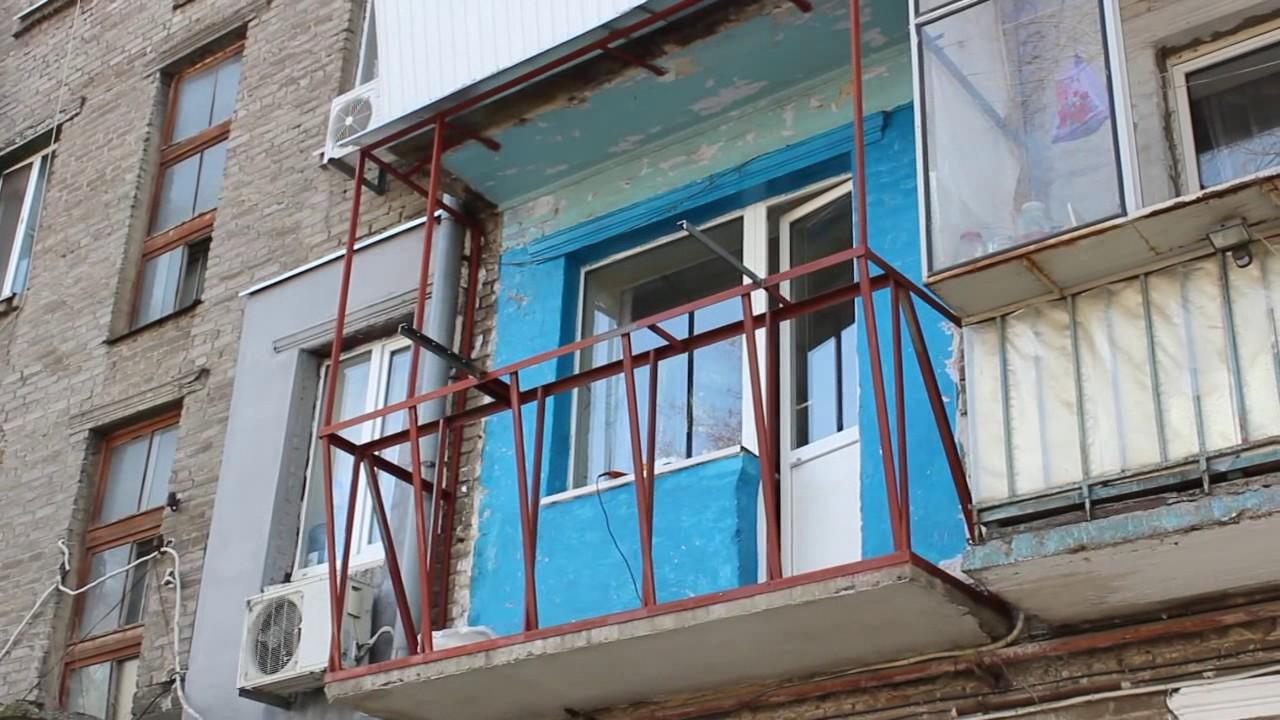Новый ремонт балкона на петровского - youtube.