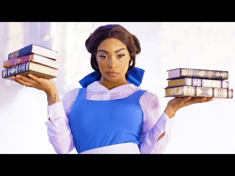 Belle and Boujee - Migos Beauty and the Beast Parody (Nerdist Presents)