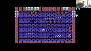 Lukozer Retro Game Review 480 - Mighty Bombjack - Commodore 64