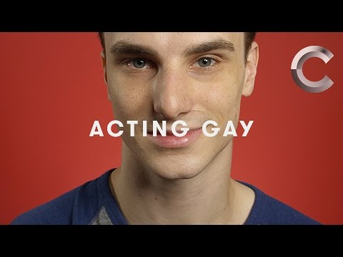 Acting Gay | Gay Men | One Word | Cut