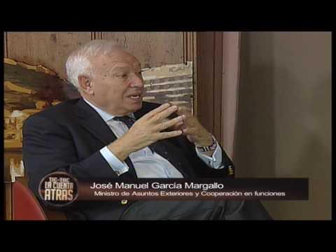 La Cuenta Atrás - Entrevista a José Manuel García-Margallo