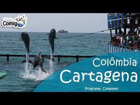 CARTAGENA - COLÔMBIA | PROGRAMA VIAJE COMIGO