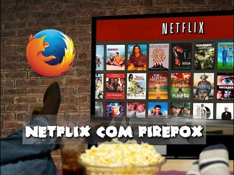 Como assistir NETFLIX pelo Firefox no Linux