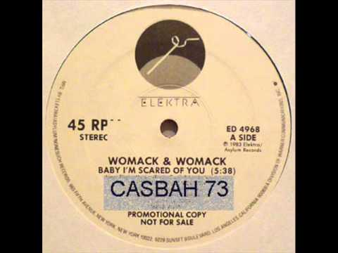 Womack & Womack - Baby I'm Scared Of You (Casbah 73 Edit)