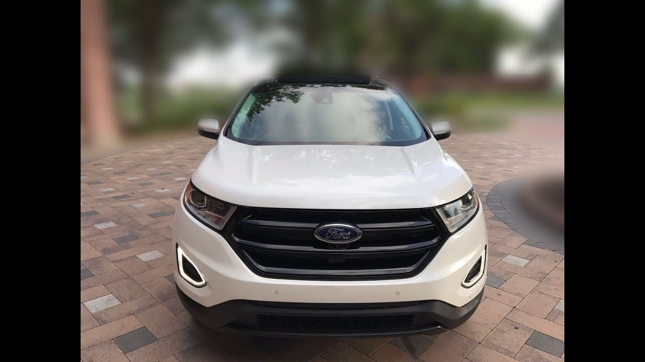 New  Ford Edge Titanium Fwd  L V  New Generations Will Be Made In