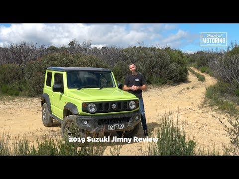 2019 Suzuki Jimny Review - Interior, Exterior, On- And Off-road...