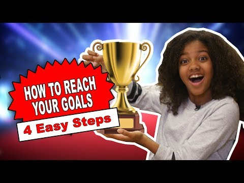 How To Set Goals (4 Easy Steps)